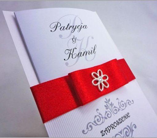 Zaproszenia weselne Jesika