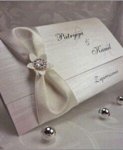 Zaproszenia ślubne z nadrukiem